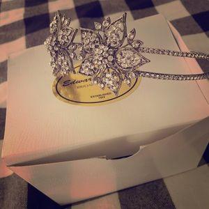 Bridal/ Sweet 16 Headpiece by Edward Berger NY